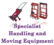 specialist delivery equipment